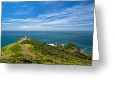 Cape Reinga Greeting Card