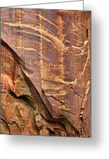 Capitol Reef 9497 Greeting Card