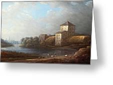Carl Johan Greeting Card
