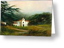 Carmel Monastery Greeting Card