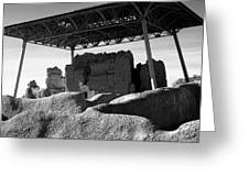 Casa Grande Ruins Greeting Card