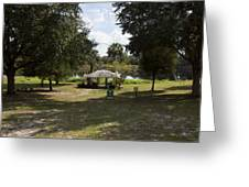 Cassadaga Spiritualist Camp In Florida Greeting Card