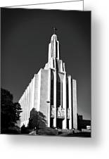 Cathedral Of Saint Joseph Greeting Card