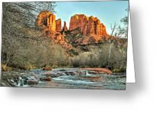 Cathedral Rock, Sedona Greeting Card