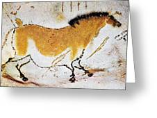 Cave Art: Lascaux Greeting Card