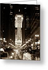 Cbot Greeting Card