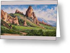 Central Oregon Greeting Card