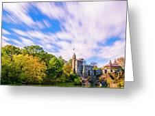 Central Park, New York Greeting Card