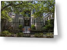 James Simmons House Greeting Card