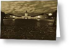 Charlottenberg Palace Greeting Card