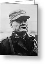 Chesty Puller Greeting Card