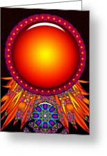 Children Of The Sun- Greeting Card