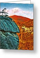 Chimney Rock Greeting Card