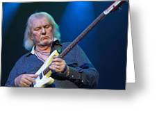 Chris Squire - Yes Greeting Card