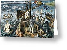 Christopher Columbus Greeting Card