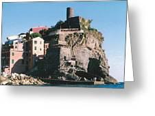 Cinque Terre 3 Photograph Greeting Card