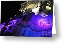 City Hall Pasadena California Greeting Card