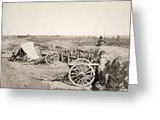 Civil War: Atlanta, 1864 Greeting Card