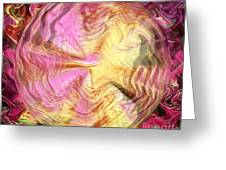 Clairvoyance Greeting Card