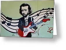 Clapton Greeting Card