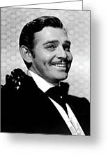 Clark Gable As Rhett Butler Gone With The Wind 1939-2015 Greeting Card
