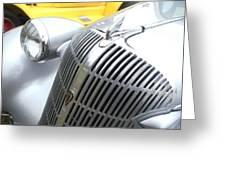 Classic Car No. 14 Greeting Card