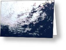 Cloud 14 Greeting Card