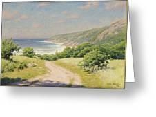 Coast Province Greeting Card