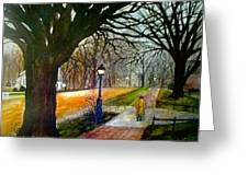Colonial Williamsburg Greeting Card