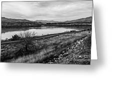 Columbia River Greeting Card