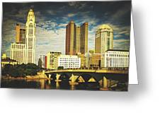Columbus Ohio Greeting Card