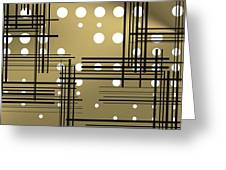 Composition 1 Greeting Card