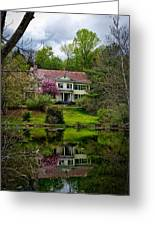Coolfront Manor House Greeting Card