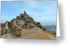 Corbara - Corsica Greeting Card