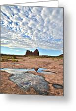 Courthouse Wash Greeting Card