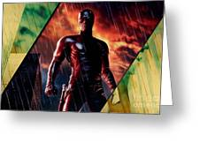 Daredevil Collection Greeting Card