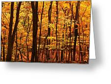 Delicious Autumn Greeting Card