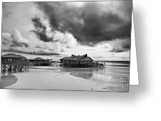 Derawan Island Greeting Card