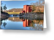 Dillard Mill Greeting Card