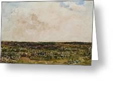 Dorset Landscape Greeting Card