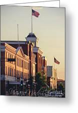 Downtown Beloit Greeting Card