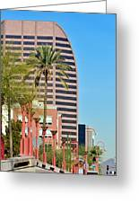 Downtown Phoenix Greeting Card