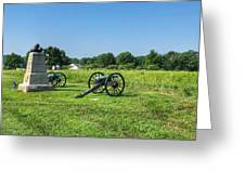 Dows 6th Maine Battery Greeting Card