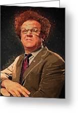 Dr Steve Brule Greeting Card
