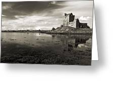 Dunguaire Castle Kinvara Co Galway Ireland Greeting Card
