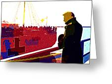 Dunkirk Greeting Card