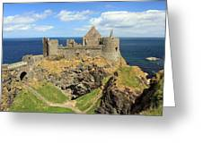 Dunluce Castle Northern Ireland Greeting Card