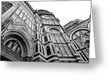 Duomo De Florencia Greeting Card