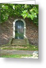 Dutch Door Digital Greeting Card by Carol Groenen
