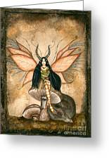 Earth Faery  Greeting Card